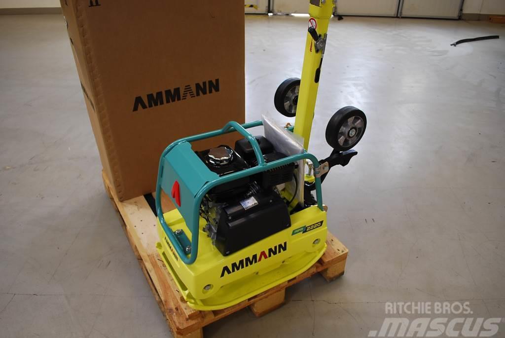 Ammann APR 2220 100kg padda