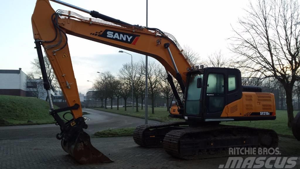 Sany SY 215