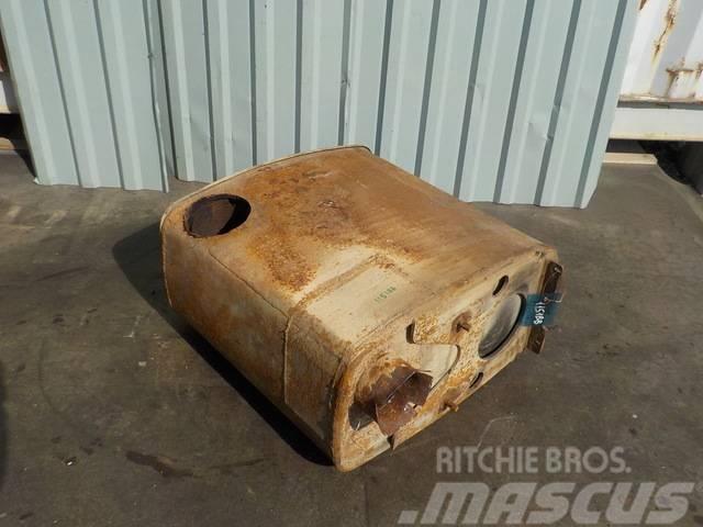 MAN TGA Exhaust silencer 81151010346/1101000253/69829