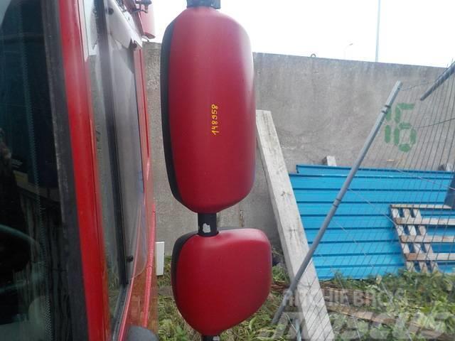 DAF XF105 Mirror left 1644302/ME1644302/BR01DA090/M430