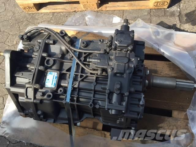 ZF 8S180 Ecomid 1304 054 303