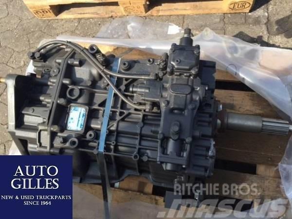 ZF 8S180 Ecomid 1304 054 303 Getriebe