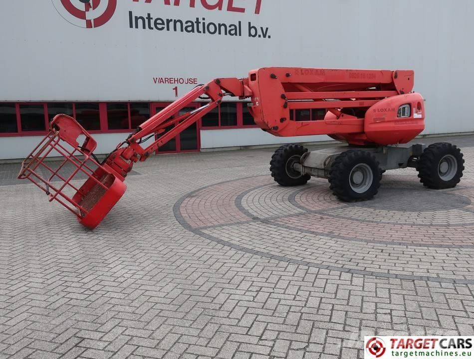 Manitou 160ATJ Articulated Diesel Boom Lift 1625cm DEFECT