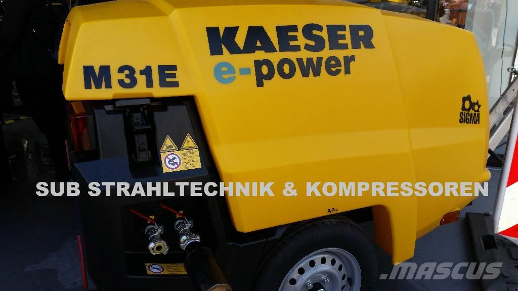 Kaeser M31E Neu - kurzfristig verfügbar / Mietkauf €175,-
