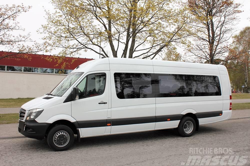 Mercedes-Benz 516 CDI Sprinter L Buss, 22 pass