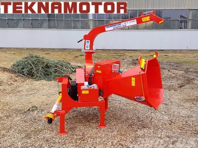 Teknamotor Skorpion 160 R