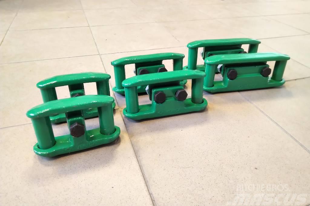 Veriga Track connectors 26mm