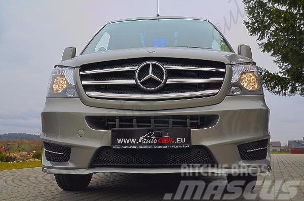 Mercedes-Benz Sprinter 519 CUBY Tourist Warranty 5 Years (113)