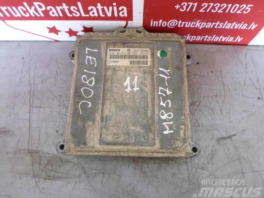 MAN LE180C Engine control unit 281001761