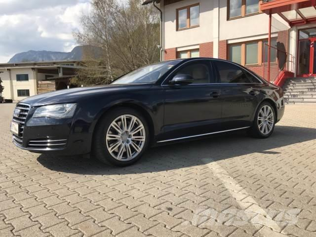 audi a8 4 2tdi quattro mit massage sitze baujahr 2010 pkws gebraucht kaufen und verkaufen bei. Black Bedroom Furniture Sets. Home Design Ideas