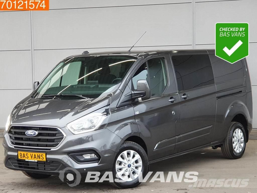 Ford Transit Custom 130PK DC L2H1 Automaat Luxe Limited