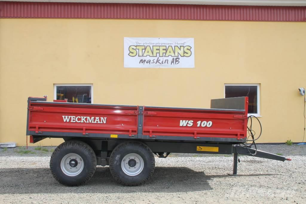 Weckman WS100, 2014, Other trailers