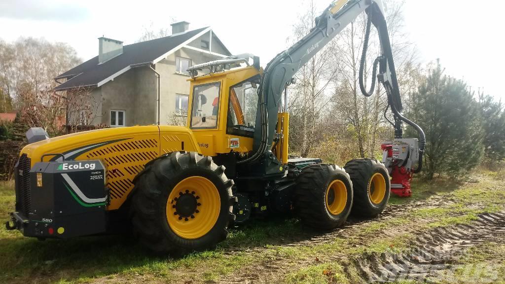Eco Log 580E