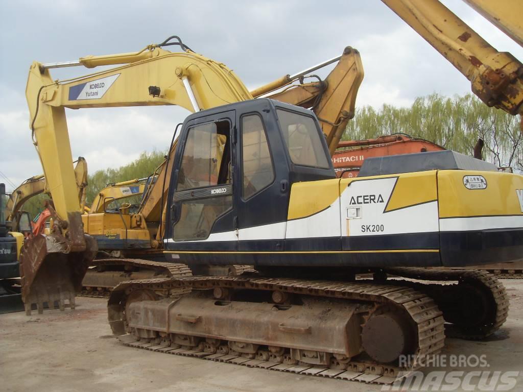 Kobelco SK200-6