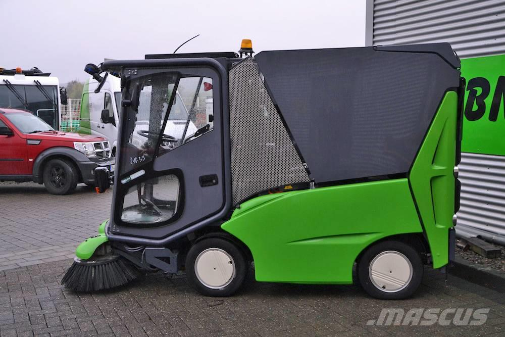Green Machines Kehrmaschine 500 ZE