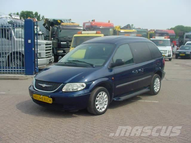 Chrysler Voyager 2.5 CRD HIGH ROOF