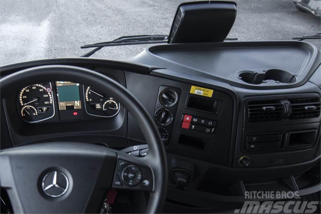 Mercedes-Benz Atego 1524L