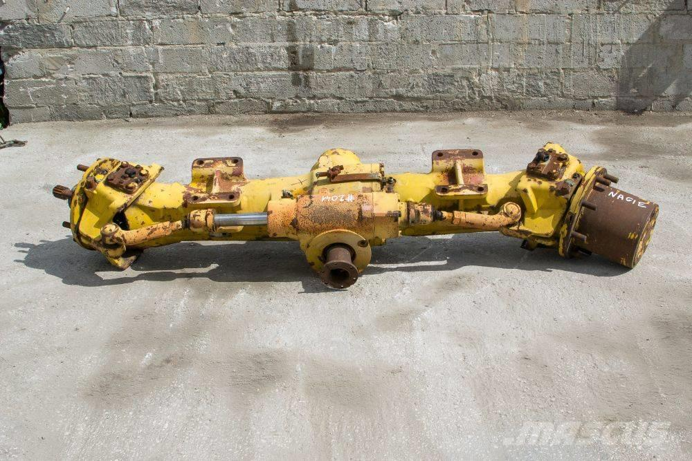 Used ZF Axle Driveshaft ZF APL - B755/S Kramer 616 712 Axl axles for