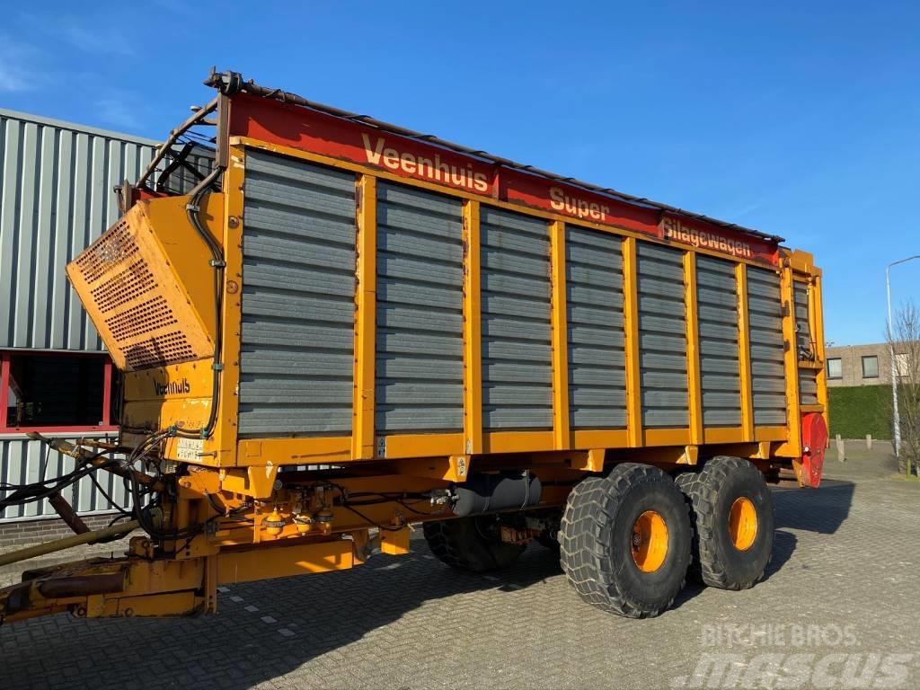 Veenhuis Super Silagewagen