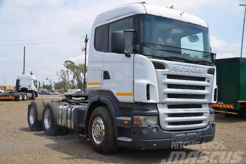 Scania R470 LA 6x4