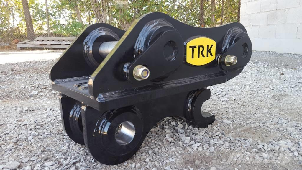 [Other] TRK Deere / Hitachi Quick Hitch Coupler (Couplers)