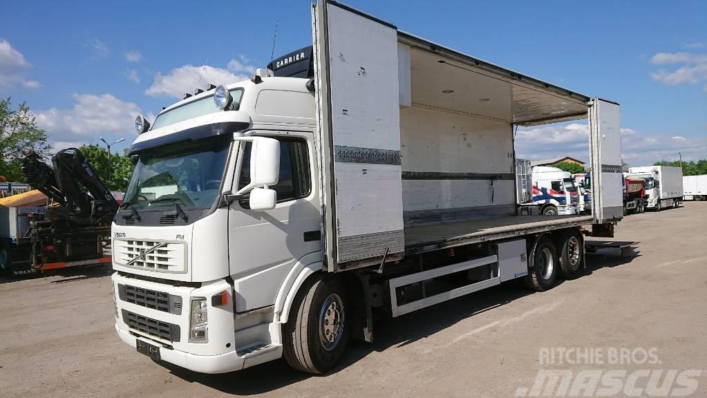 Volvo FM400 6X2*4 REF+FULL-SIDE OPEN.