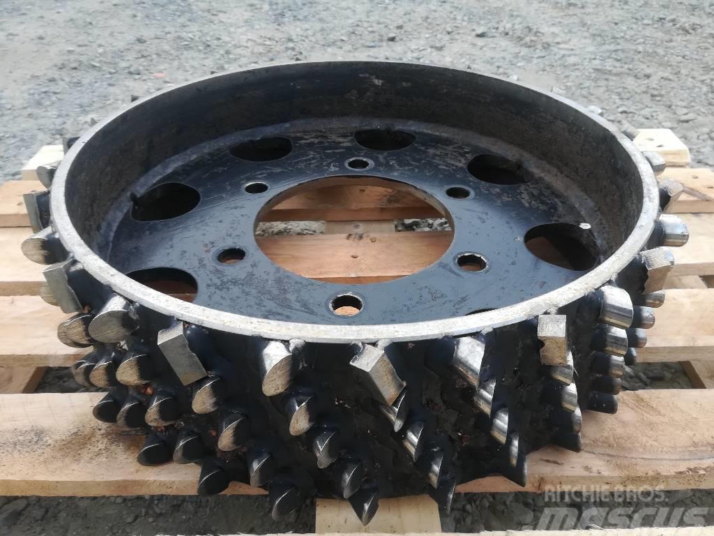 Poclain Antriebswalze für H415 Harvesteraggregat
