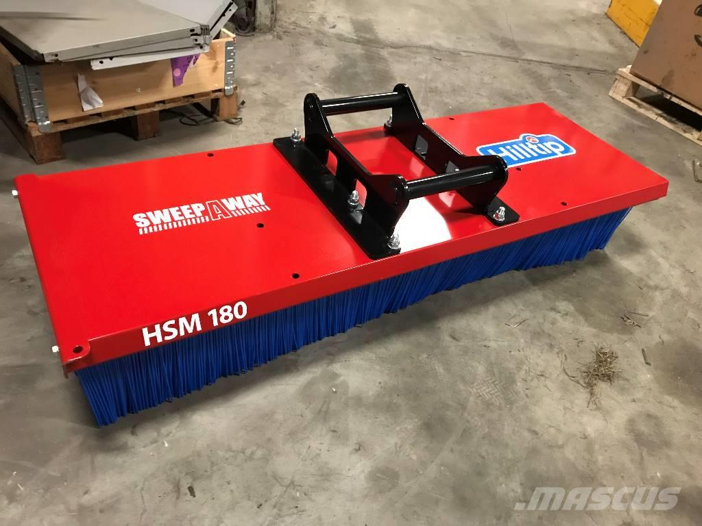 Hilltip SweepAway HSM 180