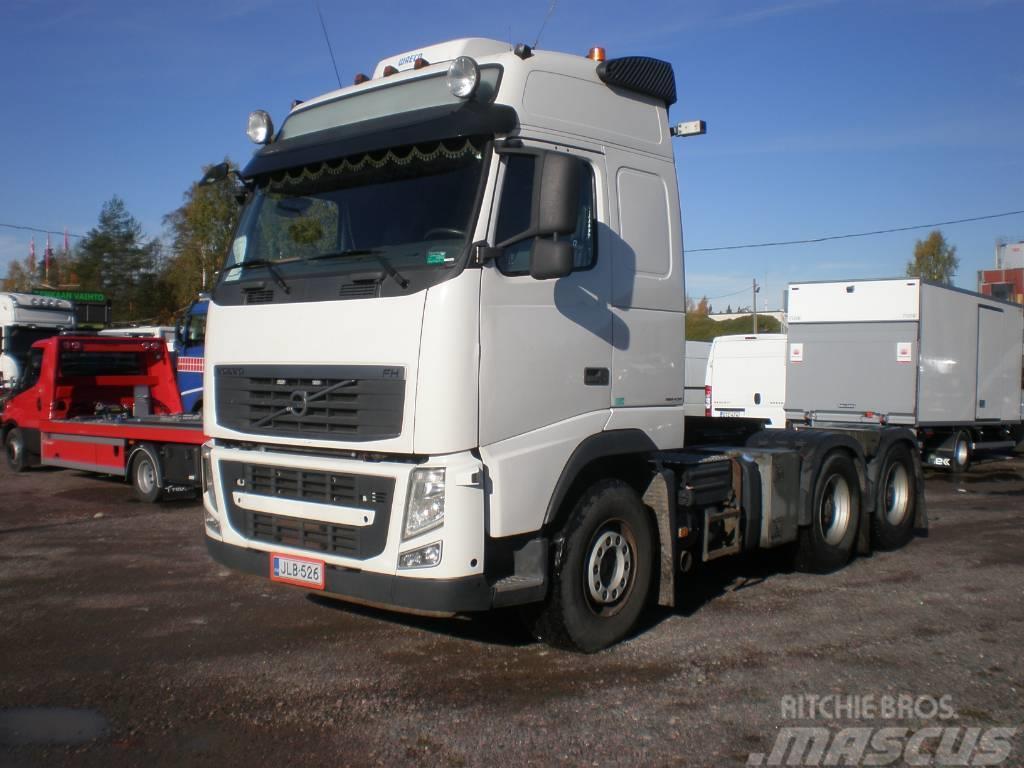 Volvo FH13 460 6x4