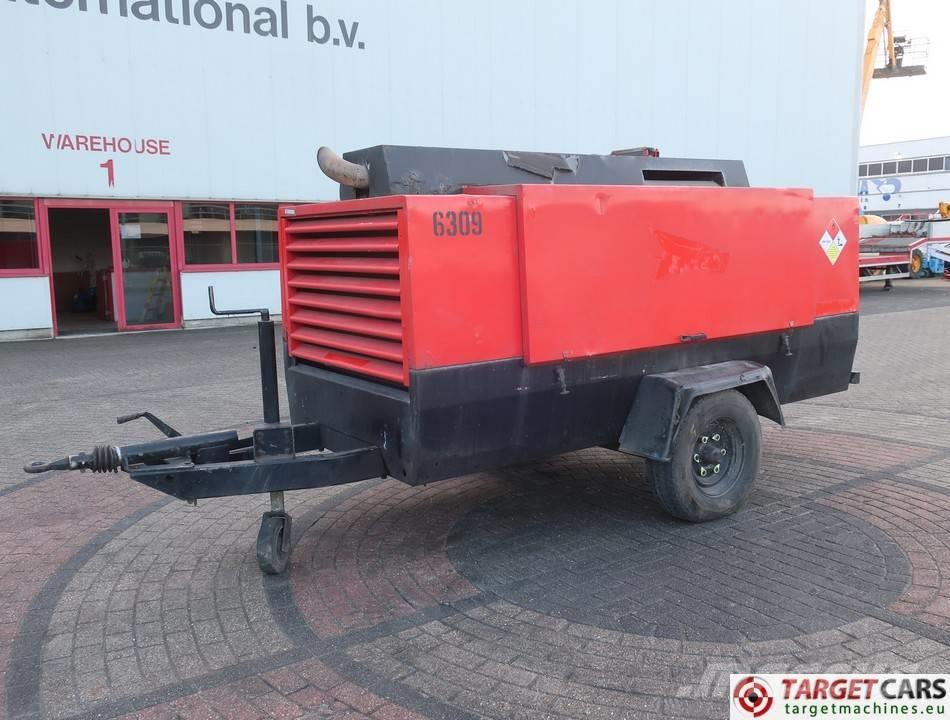 Atlas Copco XAMS286CD Air Compressor 8.6Bar 17300L/M CAT