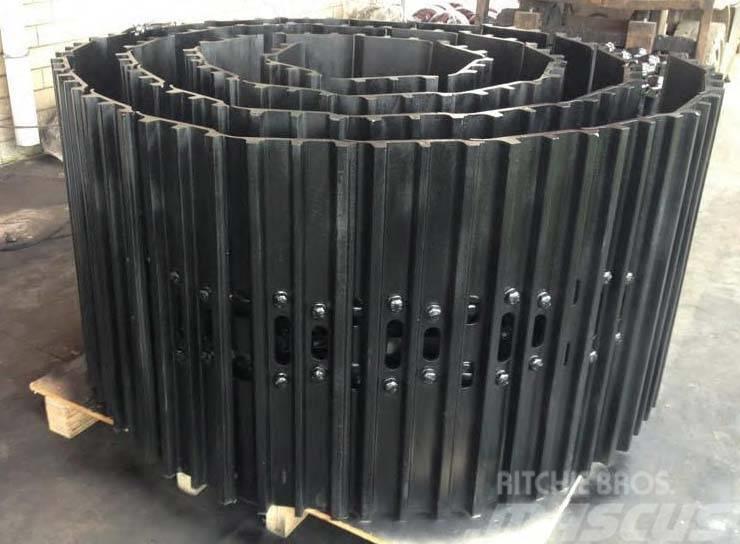 [Other] Diverse Stålbelter til 8 tonn