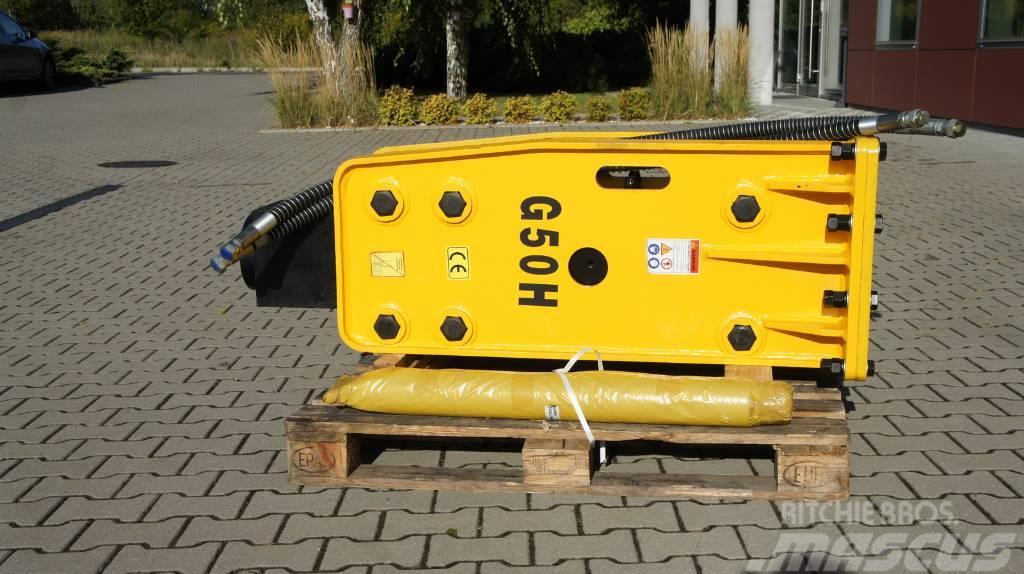 [Other] Młot hydrauliczny DB G50H 950kg