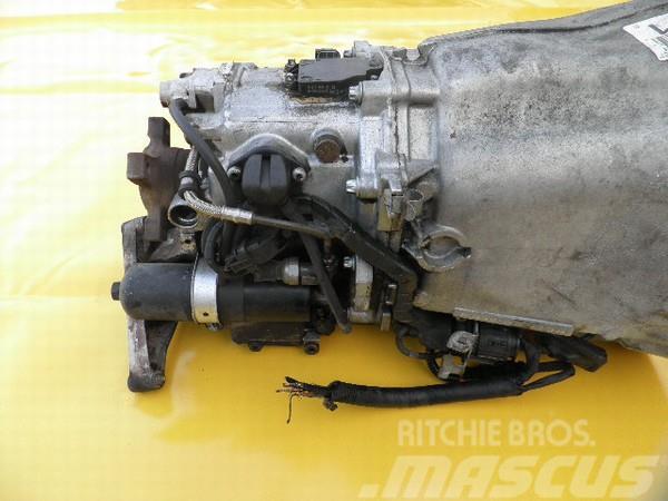 Mercedes-Benz Sprintshift SG-S370/6.1 716 643 / SG-S 370/6,1, 2005, Växellådor