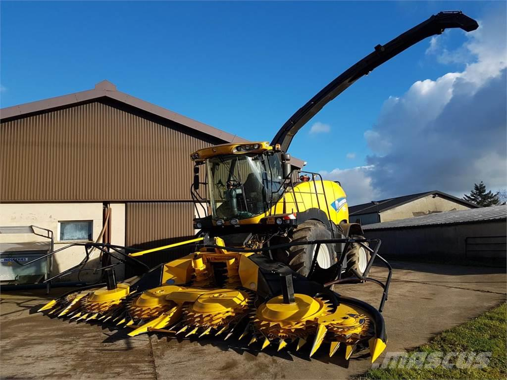 new holland fr 850 occasion  prix  255 000  u20ac