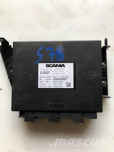 Scania COO7 CORDINATOR P/N: 2721555 / 2637006