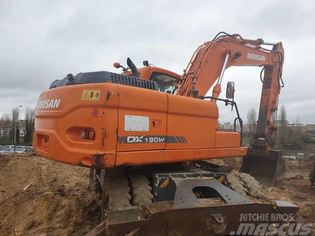 Doosan DX 190 W