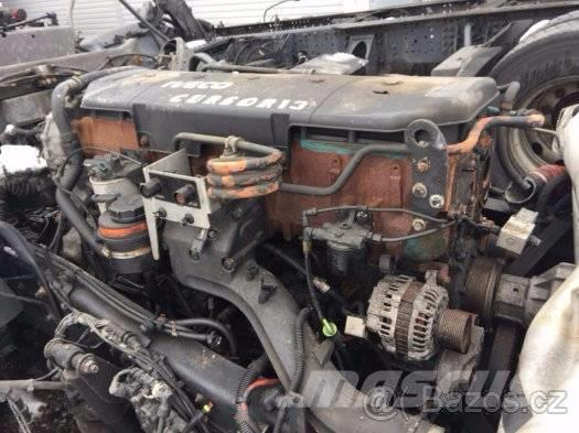 Iveco Stralis 500 motor