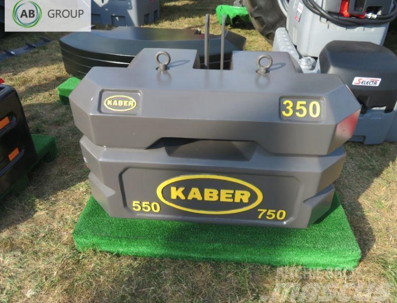 Kaber Kaber Magnetitgewicht / Magnetic counterweight