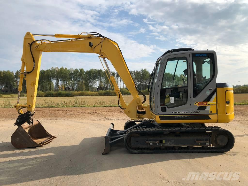 New Holland E 80 BMSR-2
