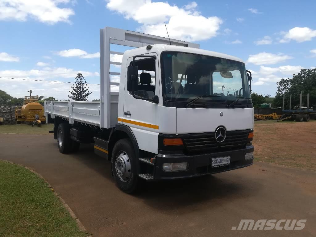 Mercedes-Benz 1317 ATEGO FITTED WITH DROPSIDE BODY
