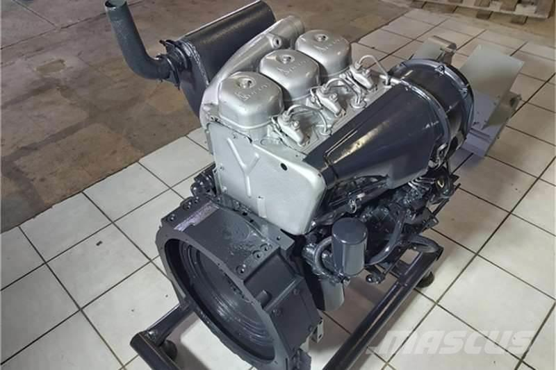 Deutz F3L912 Engine