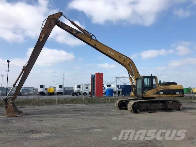 Caterpillar 330CL (Long Reach)