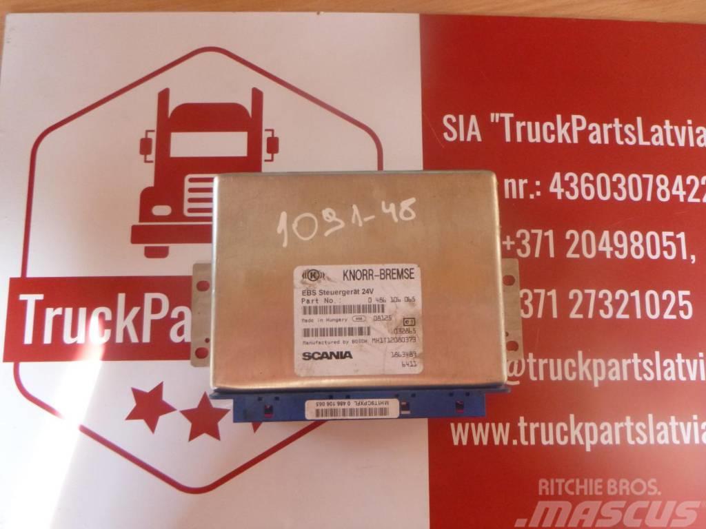 Scania R 440 EBS control block 1863489