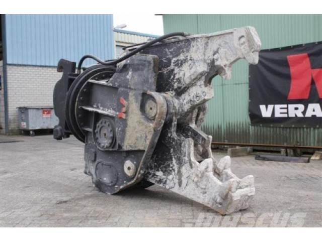 Verachtert Demolitionshear VTB50 / MP30 CR