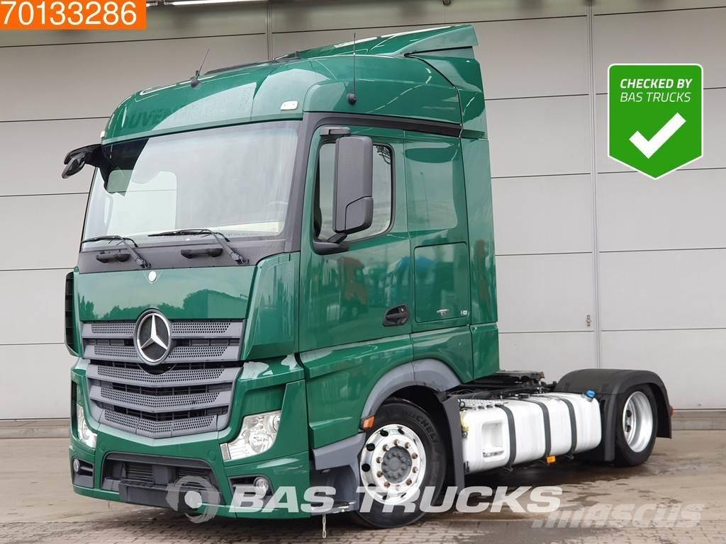 Mercedes-Benz Actros 1836 LS 4X2 Mega Retarder 2x Tanks StreamSp