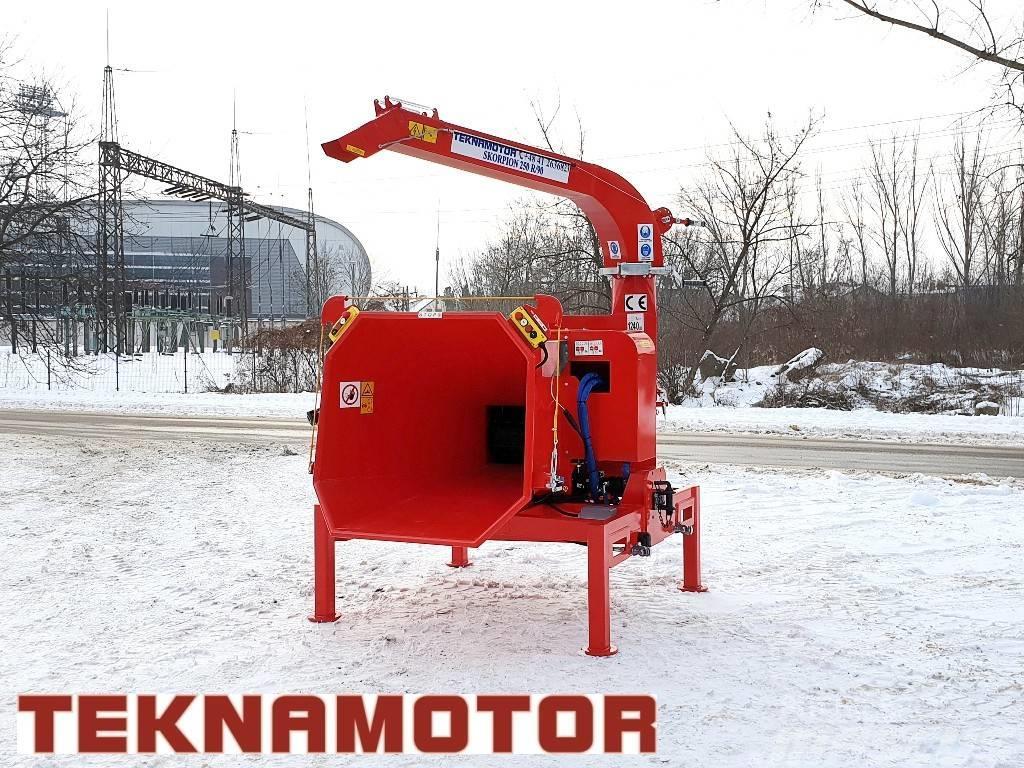 Teknamotor SKORPION 250 R/90