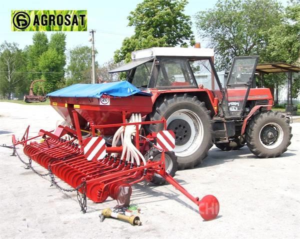 Agrosat Pneumatikus gabona vetőgép SPU  4m