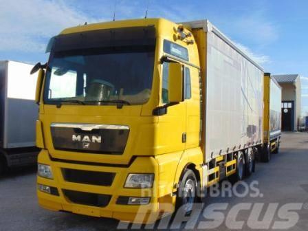 MAN 26440 TGX 6X2 /EURO 5