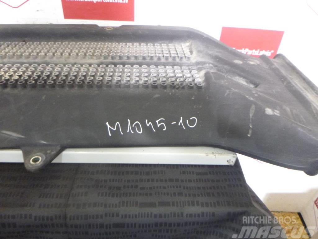 MAN TGX Air intake(external) 81.08201.0517