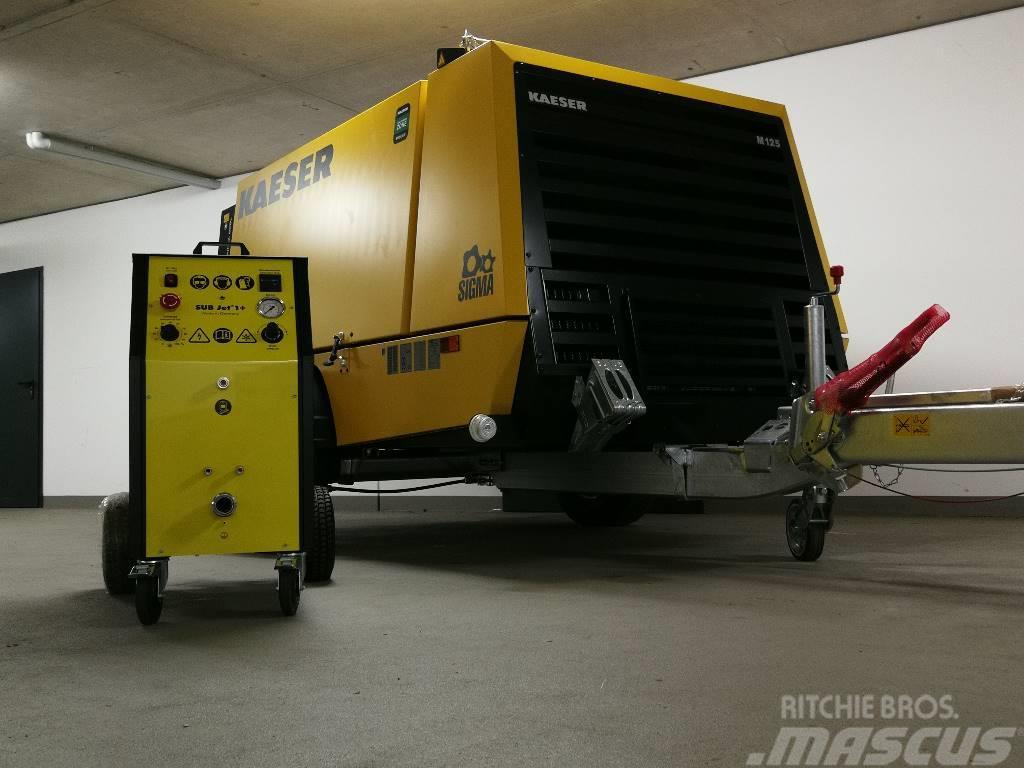 Kaeser M125 / Mietkauf € 895,--